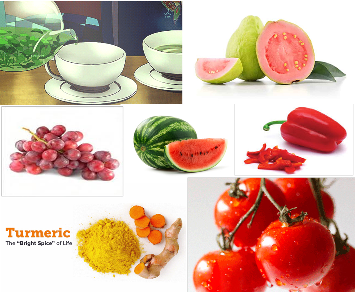 Cancer Protective Food Stuffs