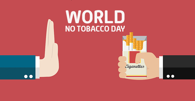 Quit Tobacco – World No Tobacco Day (31st May 2020)